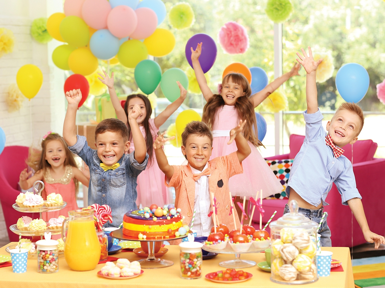 Top Party Places in Central Georgia, Macon GA, Warner Robins GA, Birthday Parties