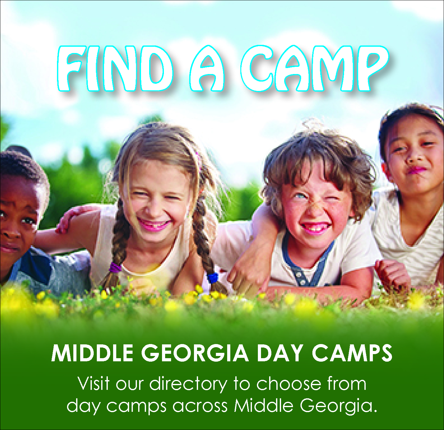 Middle Georgia Day Camps