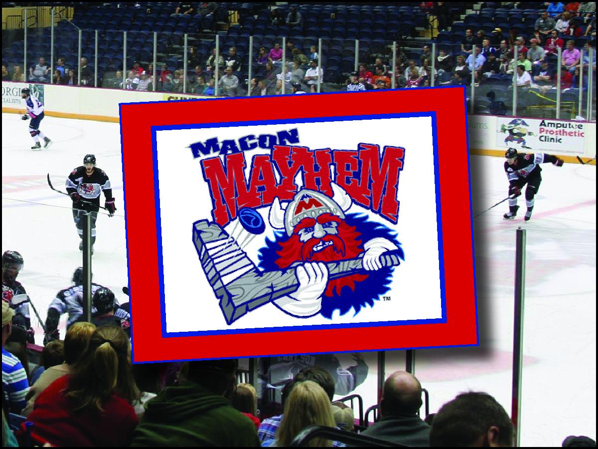 Macon Mayhem, Hockey, Macon GA