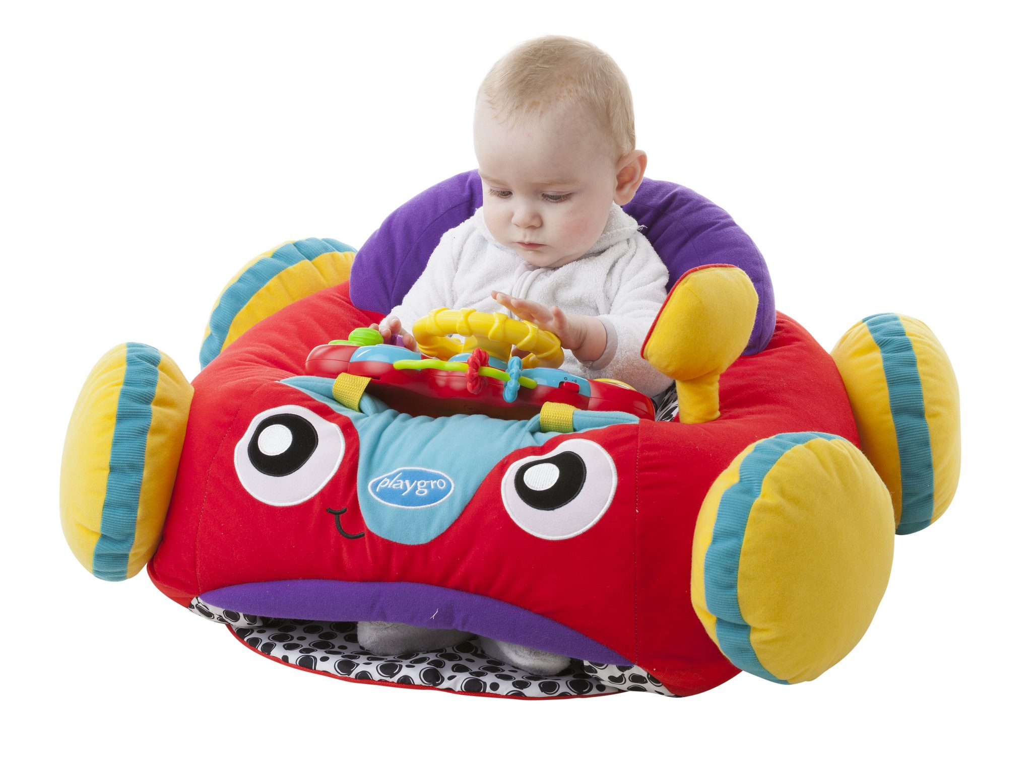 Playgro Music and Lights Comfy Car