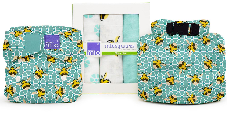 miosquares gift set (bumble)