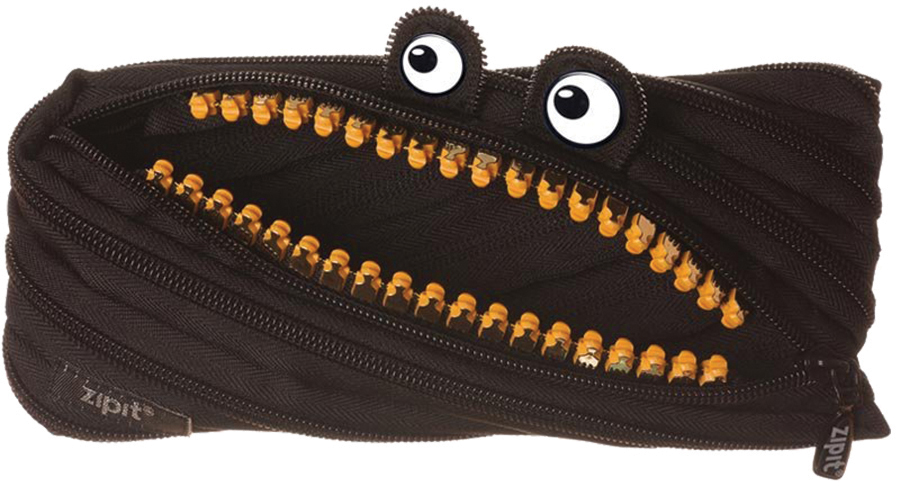 ZIPIT GRILLZ MONSTER PENCIL CASE