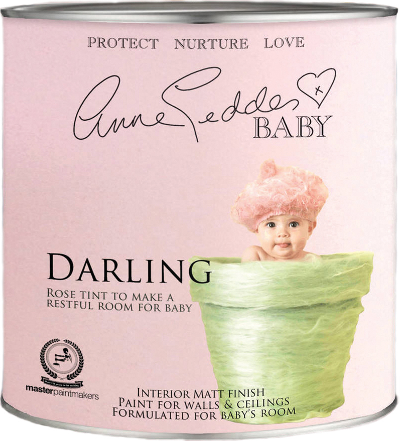 Anne Geddes Nursery Paint