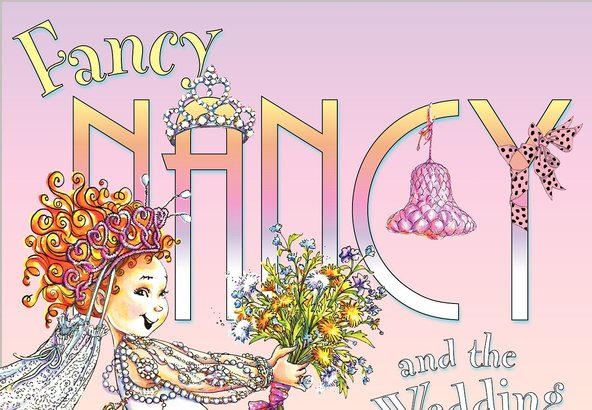 Barnes & Noble Story Time, Fancy Nancy and the Wedding of the Century, Macon GA, Warner Robins GA