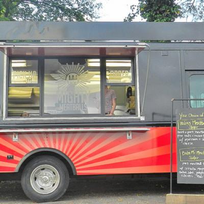 Cherry Blossom Festival, Food Truck Frenzy, Macon GA