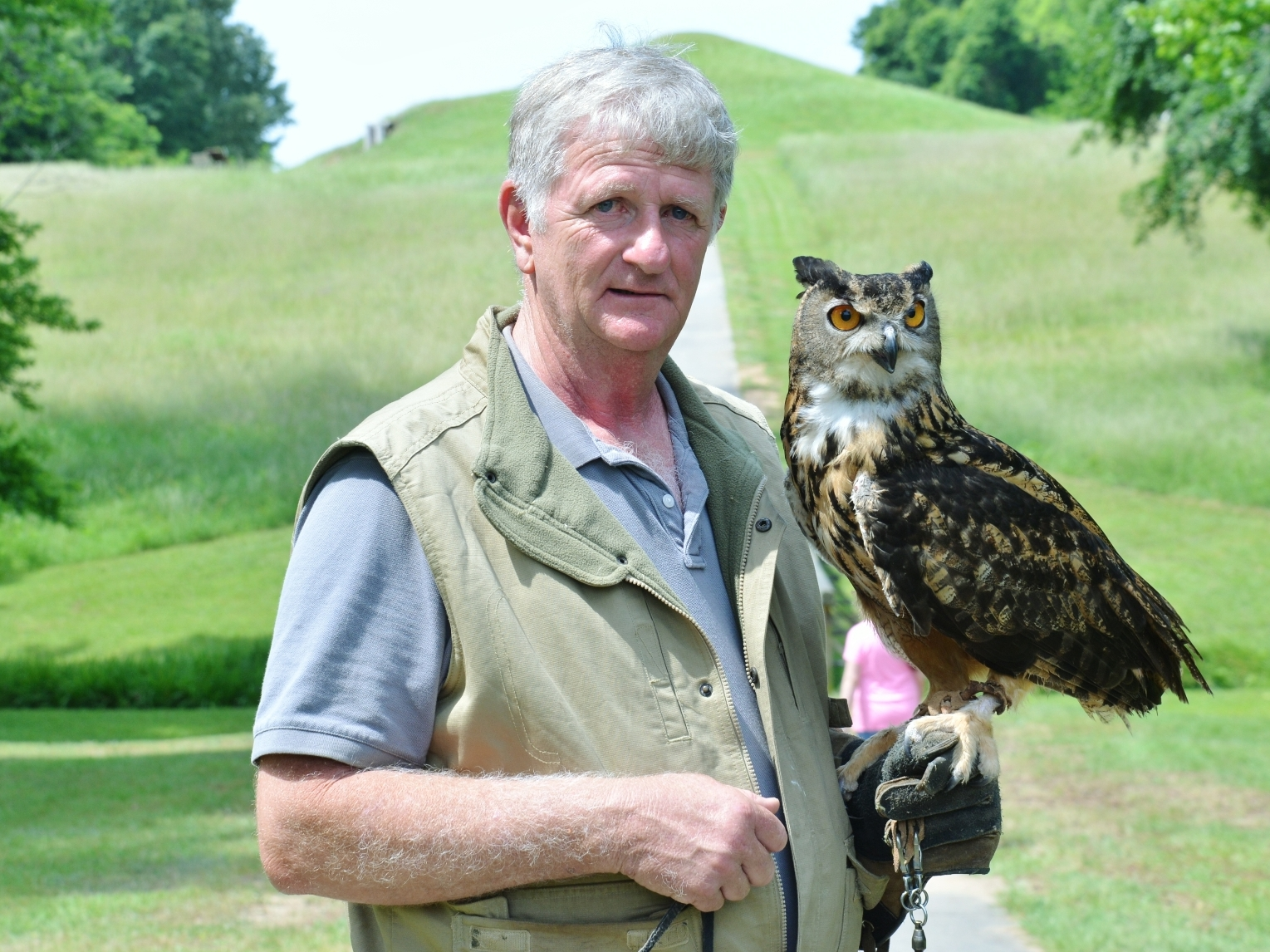 Ocmulgee National Monument Birds of Prey