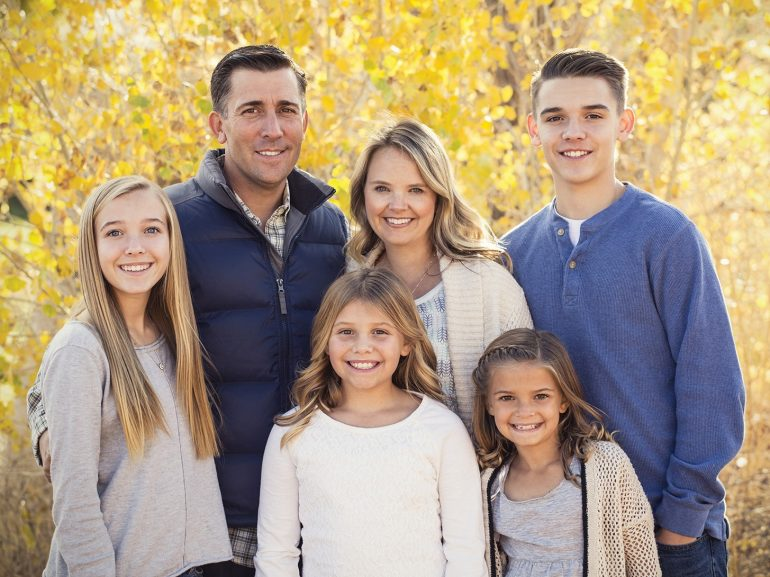 blended family issues with teenagers