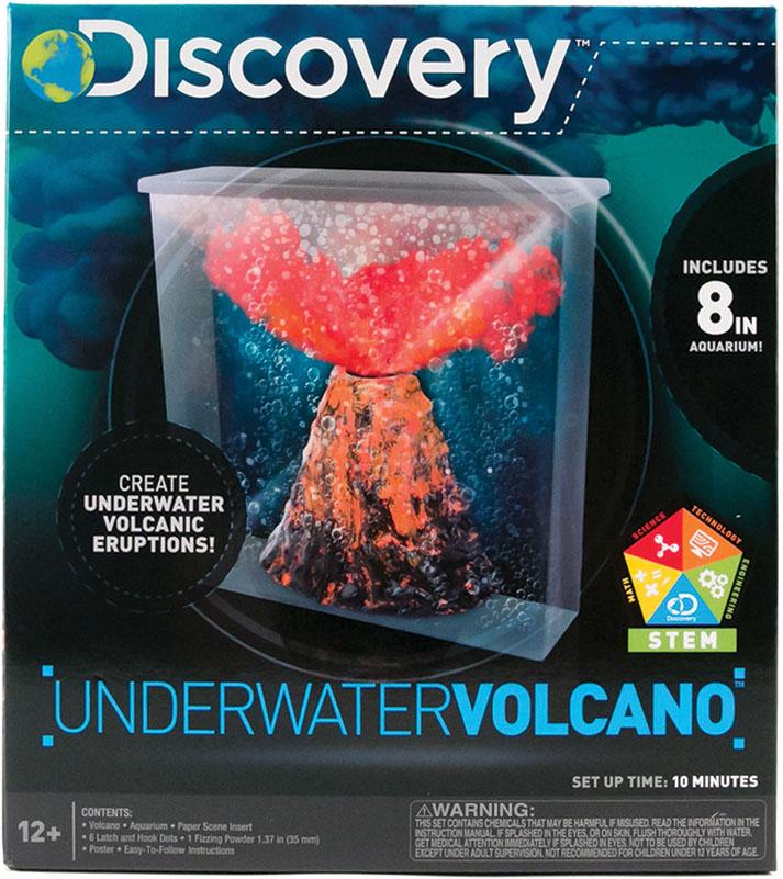 Discovery Kids Underwater Volcano Kit