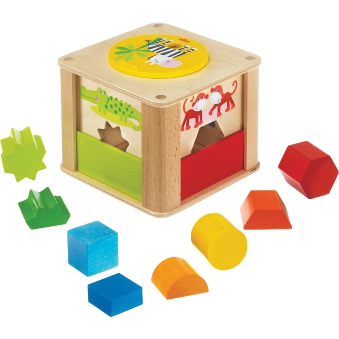 HABA Zookeeper Sorting Box