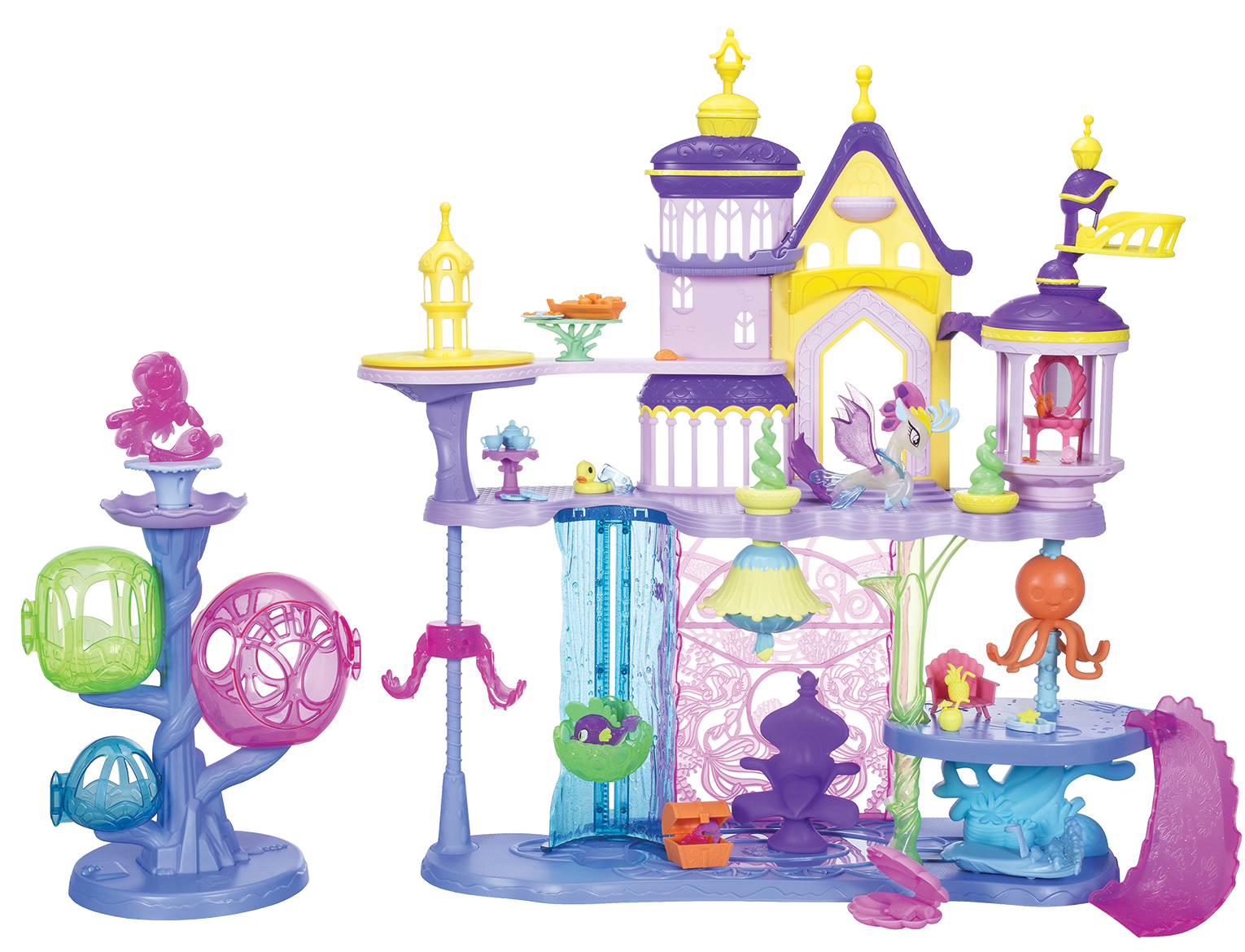 My Little Pony: The Movie Canterlot & Seaquestria Castle Playset
