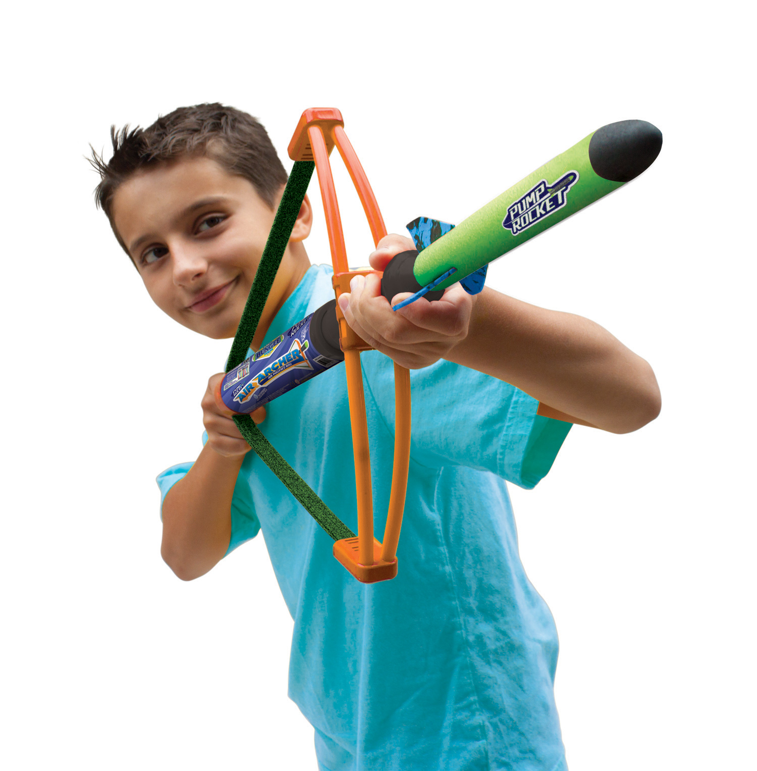 GeoSpace Pump Rocket Air Archer Set