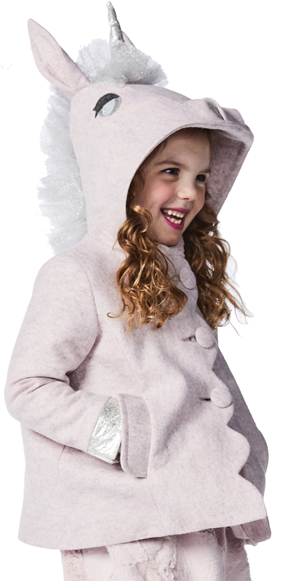 MAGICAL UNICORN COAT