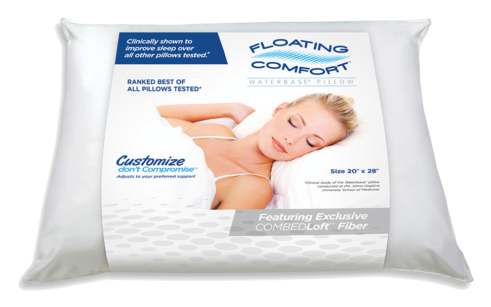 FLOATING COMFORT PILLOW