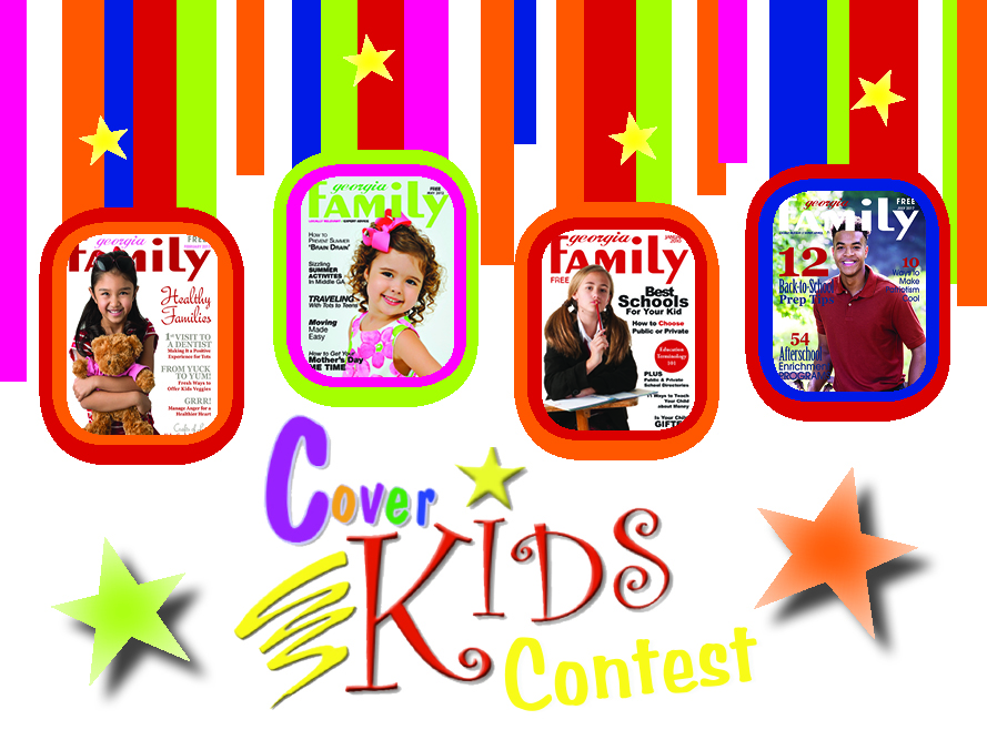 Cover Kids Contest Georgia Family Magazine