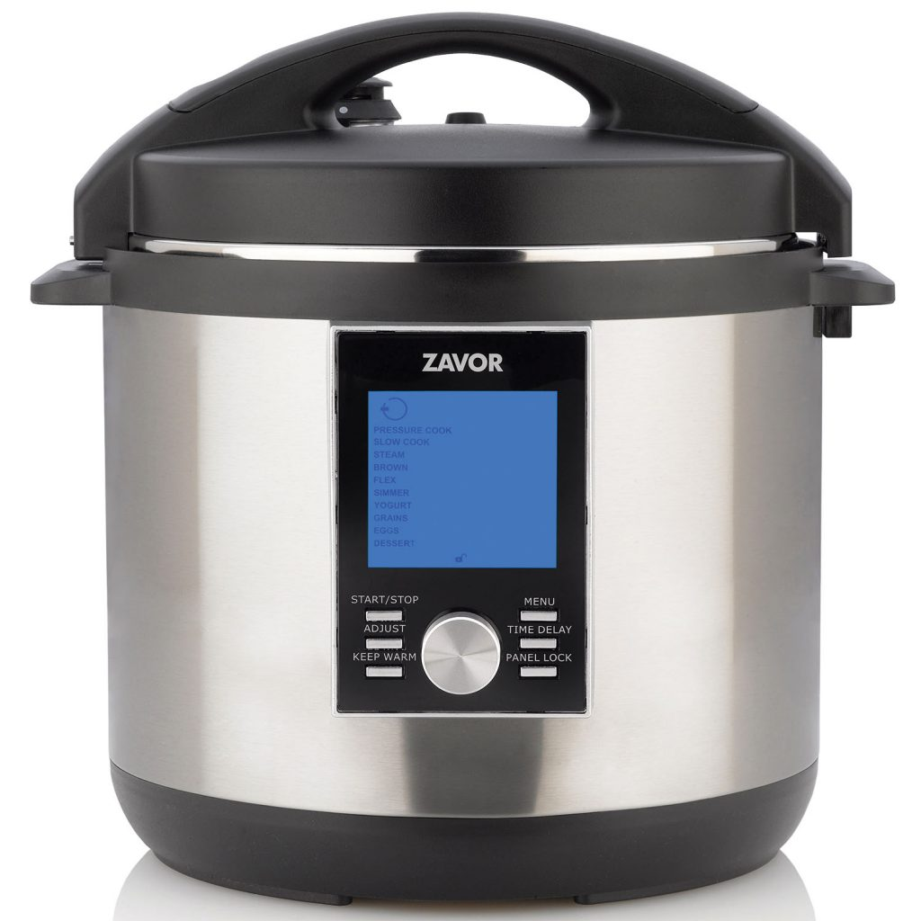 LUX LCD Multi-Cooker pressure cooker