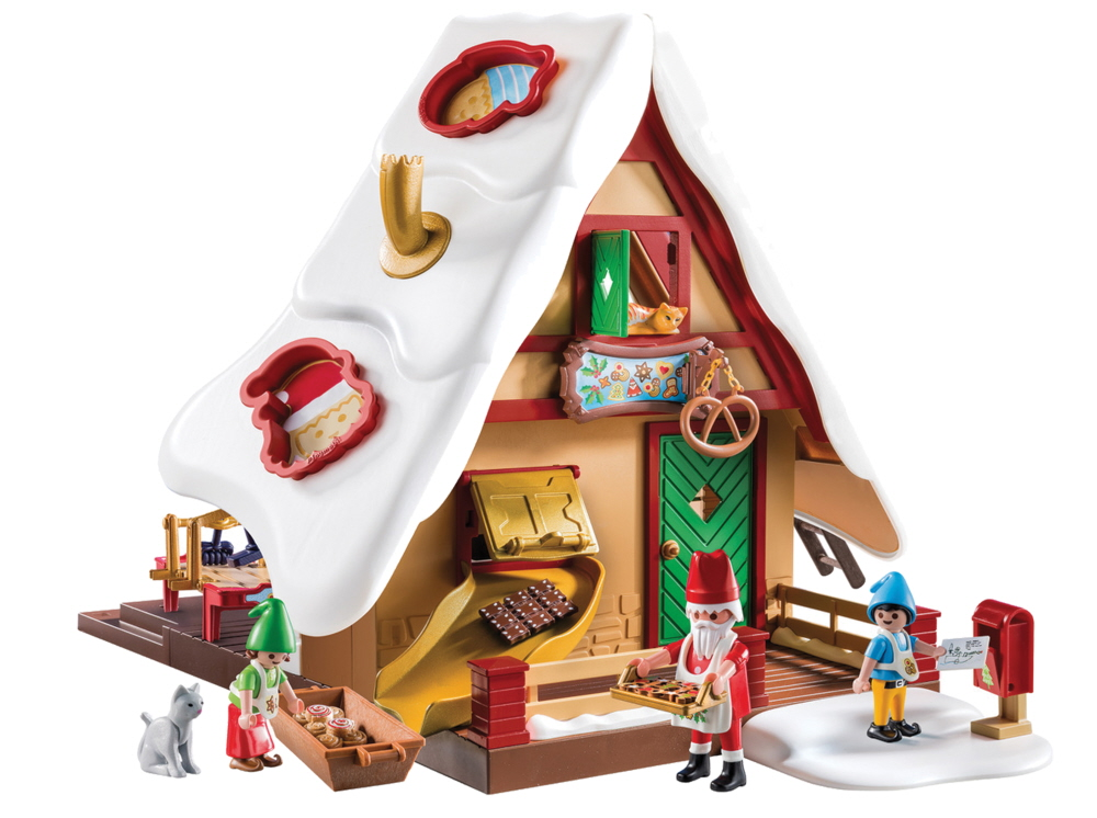 Playmobil Christmas bakery