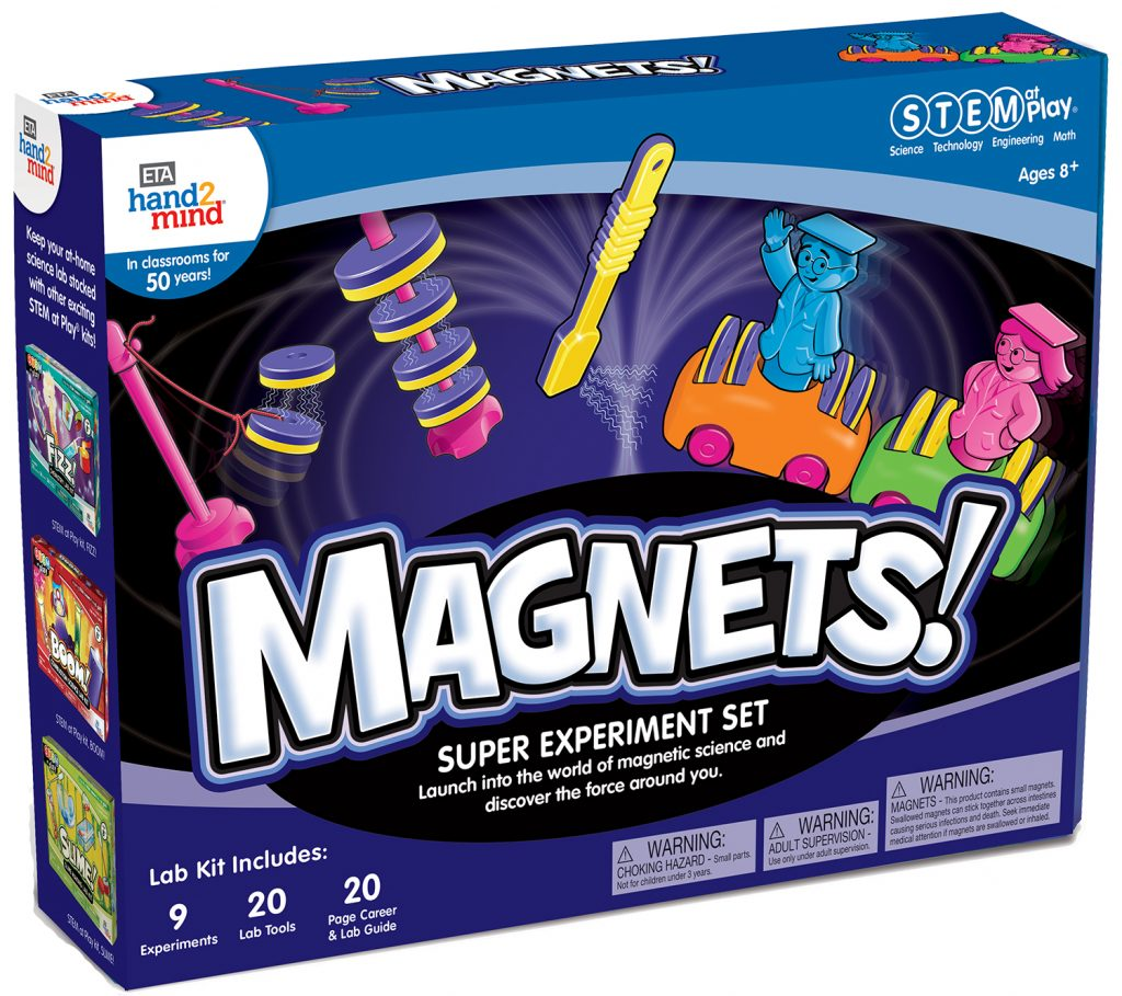Stem At Play Magnets